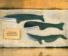 Whale Shaped Knife - http://www.gadgets-magazine.com/whale-shaped-knife/
