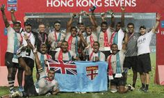 Fiji retained the prestigious Hong Kong Sevens title after beating New Zealand 21-7 in the final on Sunday to move five points clear in the World Series standings