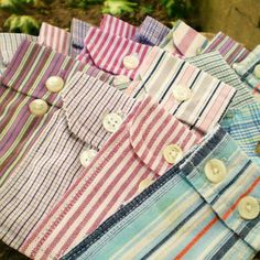 Recycler et transformer ses vieilles chemises Alte Hemden recyceln und verwandeln Sewing Hacks, Sewing Tutorials, Sewing Crafts, Sewing Tips, Sewing Ideas, Serger Sewing, Diy Crafts, Umgestaltete Shirts, Dress Shirts