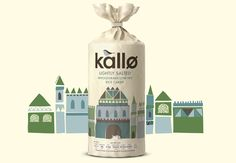 Kallo by Big Fish , via Behance