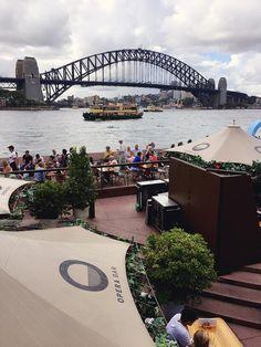 Drinks at Opera Bar Sydney Harbor Bridge, Sydney Harbour Bridge, Sydney Skyline, Old Pub, Beach Poses, Cool Cafe, Australia Living, Once In A Lifetime