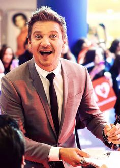Jeremy Renner Captain America Civil War UK Premiere April 26 , 2016