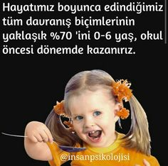 Çocuk Gelişimi School Counseling, Physiology, Kids Education, Child Development, Parenting, Teacher, Entertaining, Children, Quotes