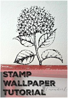 Stamp Wallpaper
