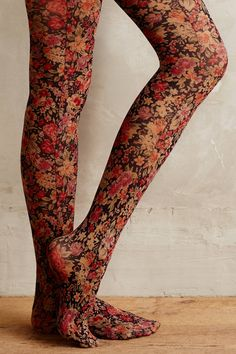 autumnal tights  love!!!