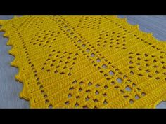 Crochet Mat, Crochet Table Runner, Crochet Books, Filet Crochet, Crochet Doilies, Doily Patterns, Crochet Patterns, Table Runners, Diy And Crafts