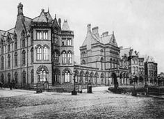 YORKSHIRE HISTORY: Don't let anyone say we're all about the nicer things in life - here's the grim but fascinating history of cholera in Leeds . Old Photos, Vintage Photos, Yorkshire Day, Leeds England, Leeds City, Victorian Photos, Northern England, Dark Blue Background, Masons