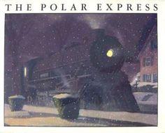 PolarExpress 300x244 Top 100 Picture Books #56: The Polar Express by Chris Van Allsburg