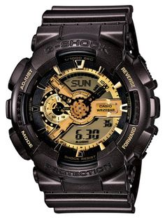 CASIO G-SHOCK Watch | GA-110BR-5AER