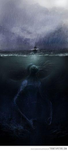 Ideas for the Darksiren Sea