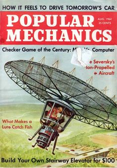 Retrofuturism: Aircraft and Flying Machines