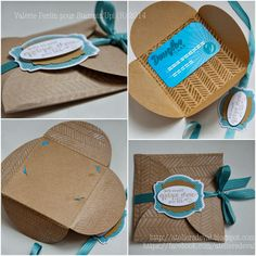 Les Ateliers de Val: Enveloppe cadeau