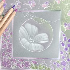 A Groovi Floral Step-by-Step – Barbara Gray Blog