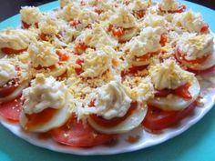 Comparte Recetas - Ensalada de patatas y atún