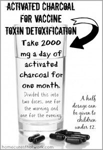 Detoxification and Health Restoration after Vaccination