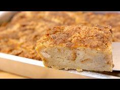 PARECE BOLO... MAS NÃO É BOLO!! VOCÊ NÃO VAI ACREDITAR COMO EU FIZ- RECEITA INCRÍVEL-Isamara Amâncio - YouTube 185, Banana Bread, Food And Drink, Desserts, Youtube, Website, Bread Cake, Pineapple Cake, Delicious Desserts