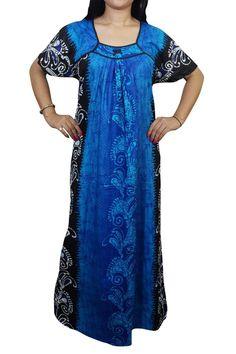Indiatrendzs Women Night Wear Cotton Printed Blue/Black Evening Wear Nighty 48  | eBay  http://www.ebay.in/itm/Indiatrendzs-Women-Night-Wear-Cotton-Printed-Blue-Black-Evening-Wear-Nighty-48-/302377331102?hash=item466717e99e