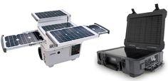 Faceoff: Best Solar Power Generator – Renogy Firefly Vs Wagan Solar e Cube 1500