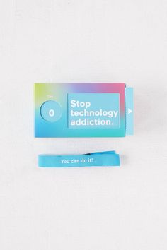 DOIY Design 21 Days To Stop Technology Addiction | Urban Outfitters