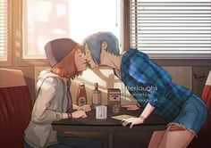 Life is Strange is a series of games, published by Square Enix, revolving around a heavily story driven narrative that is affected by your. Life Is Strange Fanart, Life Is Strange 3, Overwatch, Yuri Love, Arcadia Bay, Dontnod Entertainment, Chloe Price, Bubbline, Cute Art