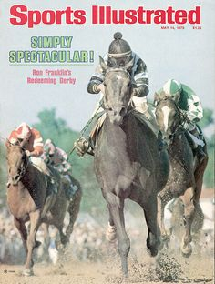 SI's Kentucky Derby Cover 1979
