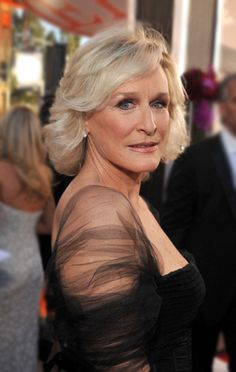 Glenn Close. my number one favorite actress!
