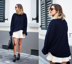 Get this look: http://lb.nu/look/5601979  More looks by Adenorah M: http://lb.nu/adenorah  Items in this look:  H&M Sweater