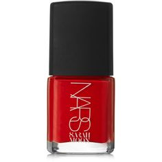 NARS + Sarah Moon Nail Polish - Flonflons found on Polyvore featuring beauty products, nail care, nail polish, shiny nail polish, formaldehyde free nail polish and nars cosmetics