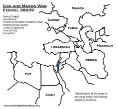 """Ezekiel 38-39 reveals a fascinating and detailed prophecy about a future war campaign against Israel.  This war is known as the """"Gog and Mag..."""