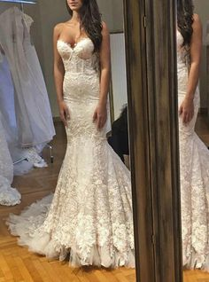 Wonderful Perfect Wedding Dress For The Bride Ideas. Ineffable Perfect Wedding Dress For The Bride Ideas. Dream Wedding Dresses, Bridal Dresses, Wedding Gowns, Bridesmaid Dresses, Prom Dresses, Lace Wedding, Wedding Bride, Ugly Dresses, Wedding Summer