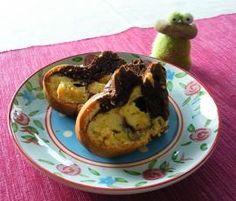 Rezept Variation von Marmorkuchen mit Sonnenblumenöl von amerika-fan - Rezept der Kategorie Backen süß