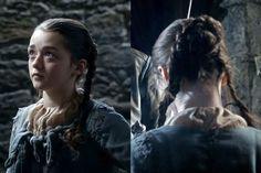 Closet Cosplay: Arya Stark (Game of Thrones, Season 1)
