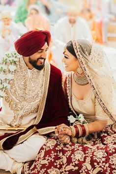 These two brought all their loved ones to Mexico to celebrate their new beginning as husband and wife, and wow, what a celebration it was! The week was filled with so much love, laughter and beauty. Sikh Wedding Dress, Desi Wedding, Indian Wedding Outfits, Punjabi Wedding, Farm Wedding, Boho Wedding, Wedding Reception, Pakistani Outfits, Bridal Outfits