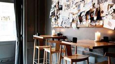 Marie Louise Munkegaard Pony Restaurant -Vesterbrogade 135 1620 Kobenhavn V Best Dining, Copenhagen, Pony, Table, Furniture, Home Decor, Restaurants, Fantasy, February