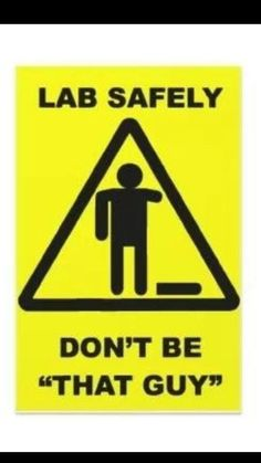 If you laughed, you might be a Lab Tech!