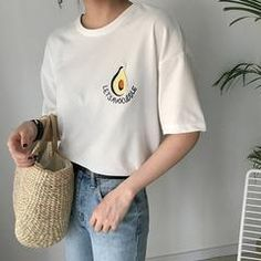 317531651a3 Avocuddle Tee – Very Peachy Clothing. Show your favorite fruit some love  with this adorable