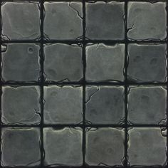 Another Stone Brick Texture Texture Mapping, 3d Texture, Tiles Texture, Stone Texture, Metal Texture, Game Textures, Textures Patterns, Dungeons And Dragons, Zbrush
