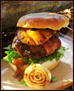 Hawaiian Hamburgers Recipe