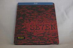 Seven Best Buy exclusive Blu-ray steelbook
