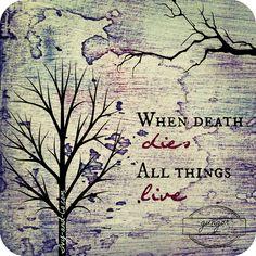 gungor when death dies all things live