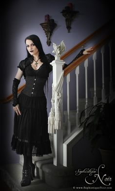 Goth. Loving this blog right now.