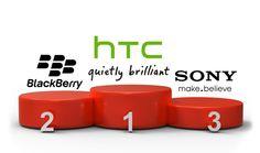 Onderzoek: HTC 'jongste' merk. Nokia is oldschool