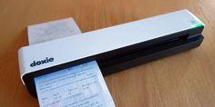 Doxie Go: Akkubetriebener Scanner zum scannen ohne Computer