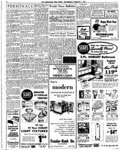 Sheboygan Journal - Sheboygan, Wisconsin - Feb 1 1950