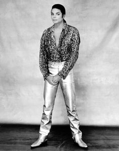 Michael Jackson (Photography by Herb Ritts)