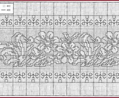 Free cross stitch patterns: POINT ASSISI