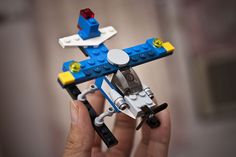 Lego-5864-Mini-Seaplane-3 | by carlo_montoya