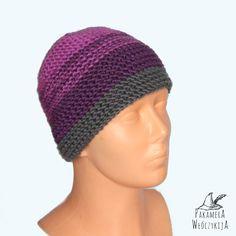 Ciepła czapka w kolorach majowego bzu!  http://pakamera.wix.com/pakamera-wloczykija#!majowy-bez-2/c1rmu