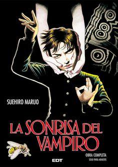 La sonrisa del vampiro -Suehiro Maruo