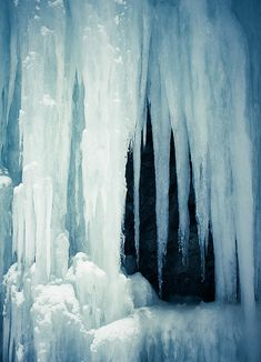 Awesome Icicles Trondheim, Norway.